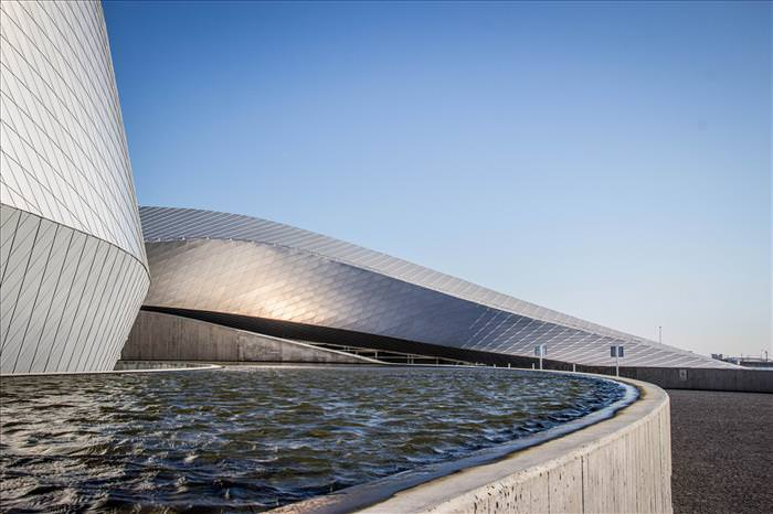 Architects In the 21st Century: The Blue Planet, Copenhagen, Denmark