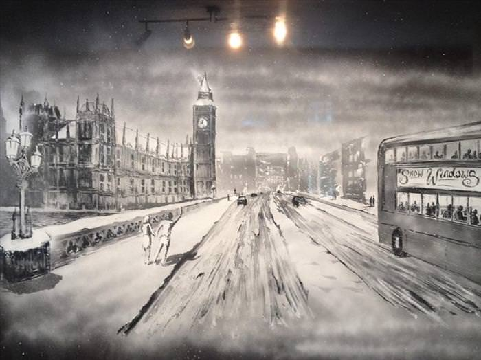 The Snowy Scenes Will Leave You Feeling As Christmassy As Can Be