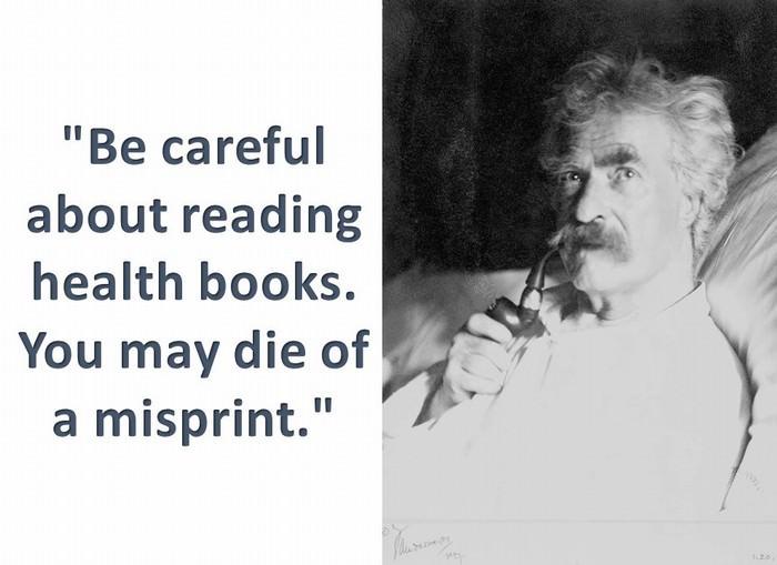 Mark Twain Quotes Funny The Best of Mark Twain's Quotes | Funny   BabaMail Mark Twain Quotes Funny