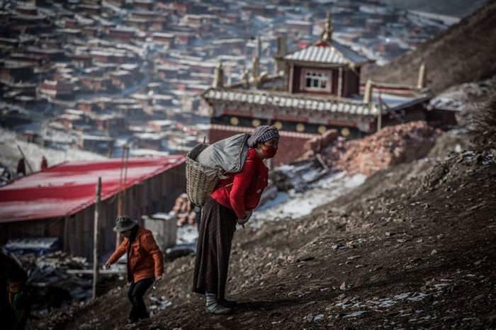 Chinese Monk City