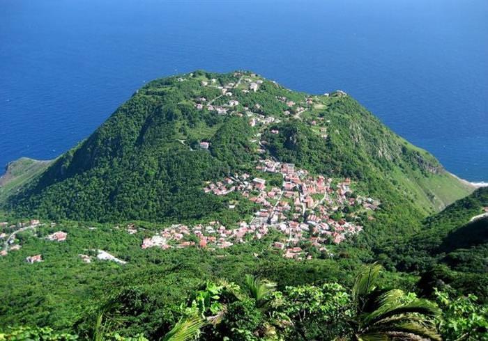 Dutch Caribbean islands