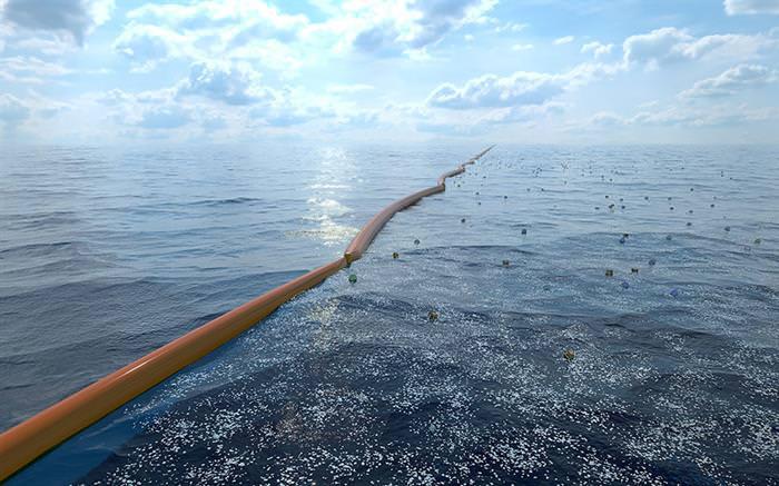 Limpeza do Oceano