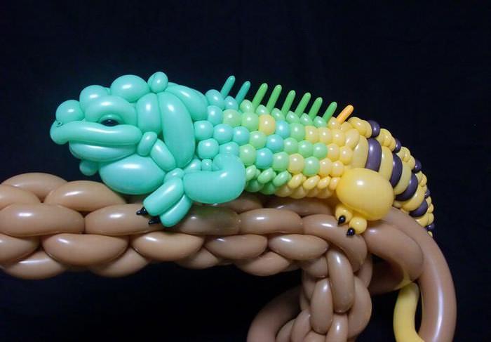 amazing balloon animals