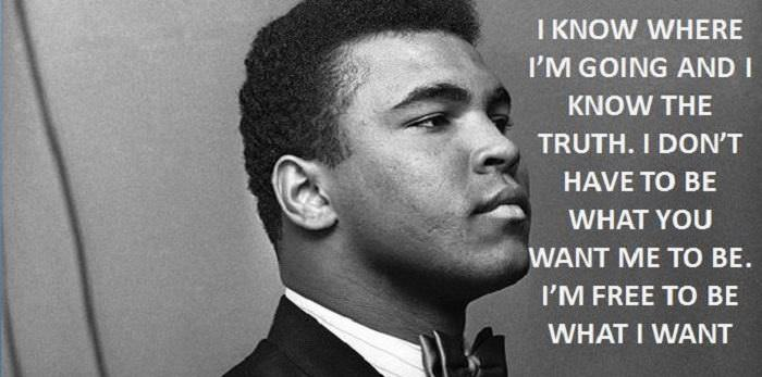 Top 10 Muhammad Ali Quotes | Sports