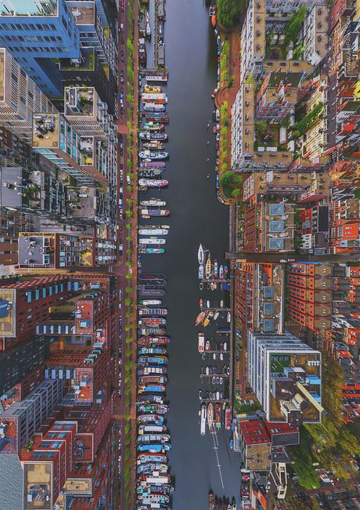 These Bird's-Eye View Photographs Will Take Your Breath Away