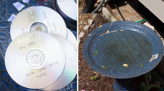 21 Brilliant Ways to Upcycle Your Old Unused CDs