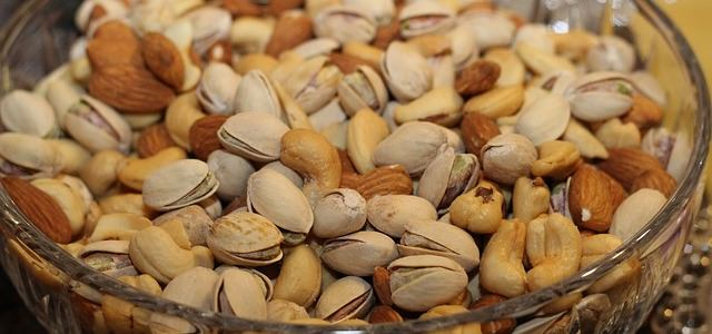 8 Common Health Myths peanuts in a bowl