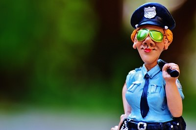 Chiste: Luís y El Policía