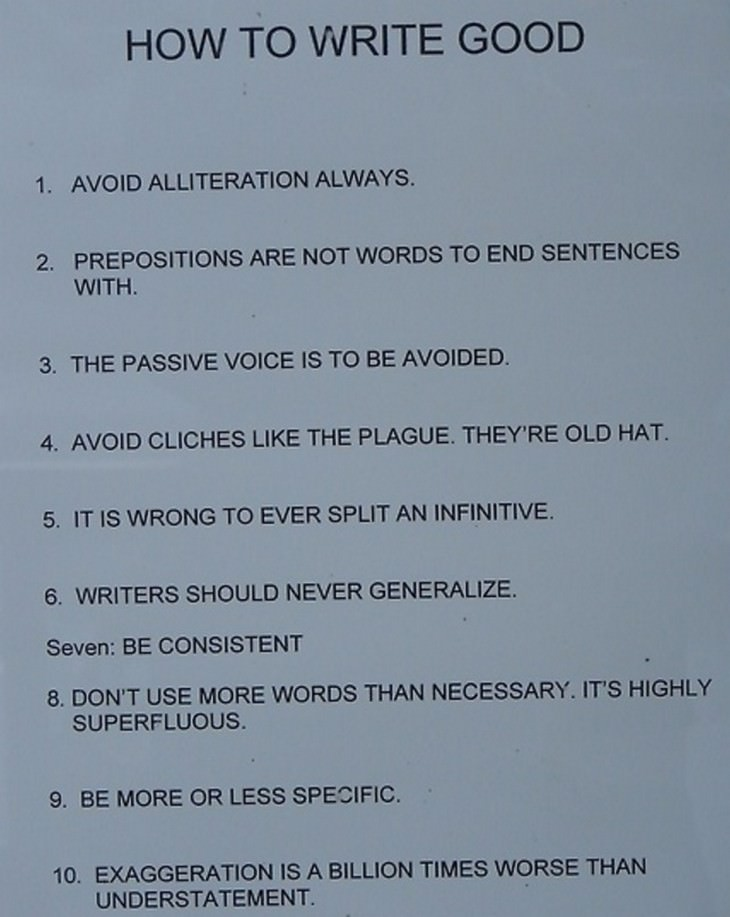 20 Jokes for Every Grammar Guru Out There | Funny