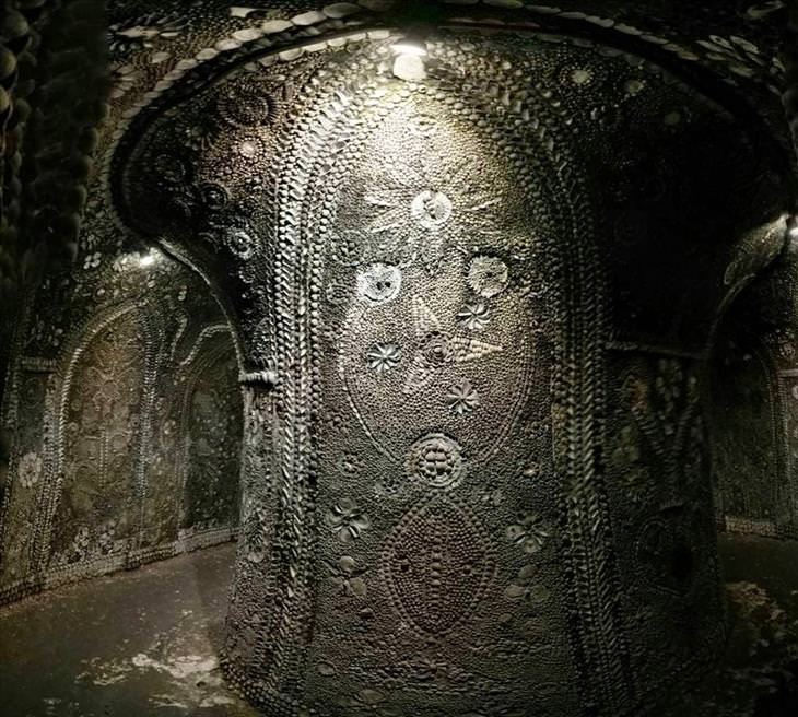 Margate shell grotto,