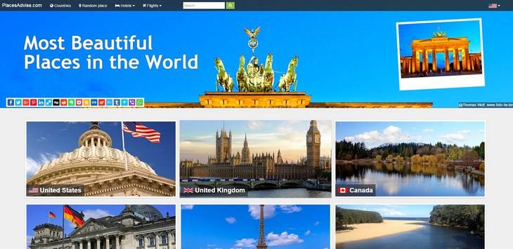 websites, relaxing, interactive