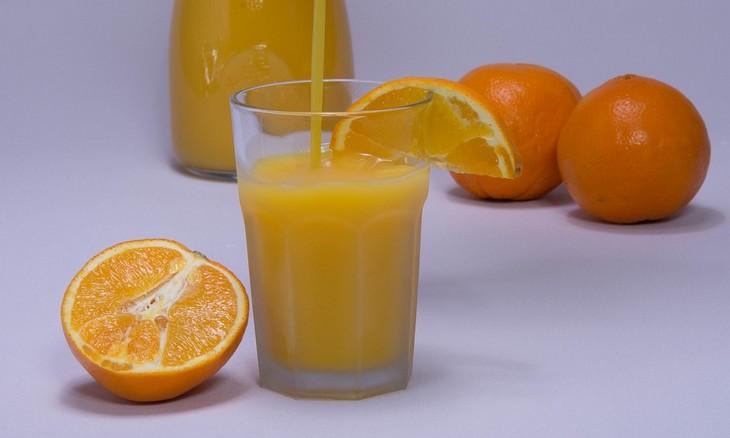 Portuguese orange Juice