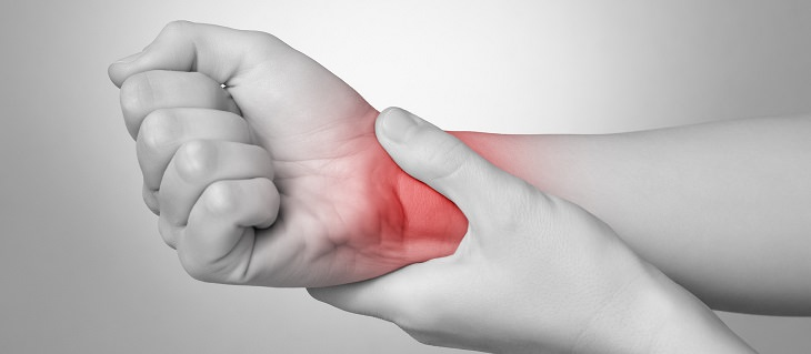 inflammation, wrist