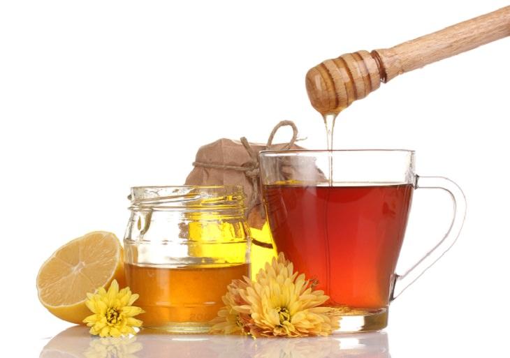 Health - Honey Water - Benefits
