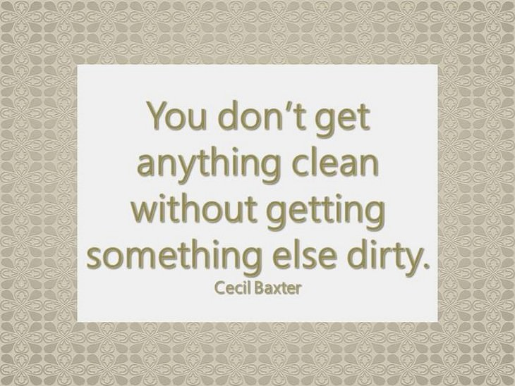The Funniest Things Said About Cleaning | Funny