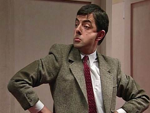 Mr. Bean, funny, comedy, compilation