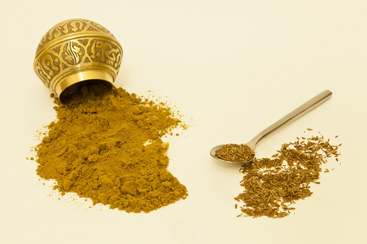Cumin - Spices - Lose Weight