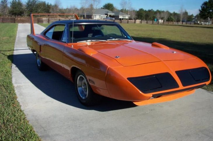 10 Rare American Muscle Cars