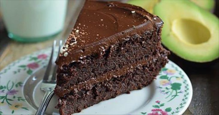 How to - Recipe - Avocado chocolate cake