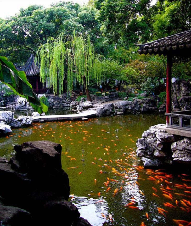 Beautiful - Gardens - Chinese