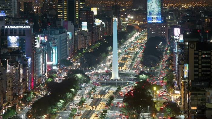 Different Rush Hours Around The World Contrast Each Other Greatly...