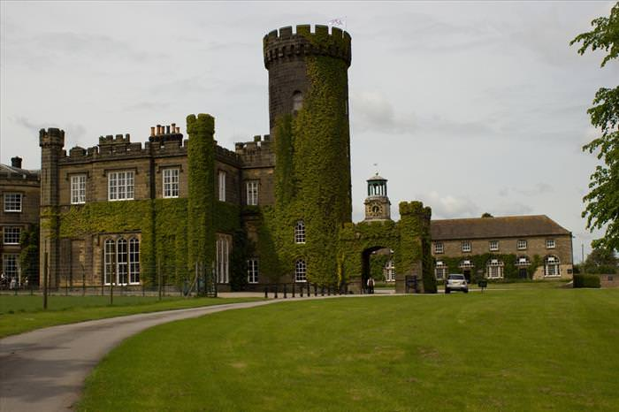 These Castle Hotels Will Leave You Feeling Like Royalty...