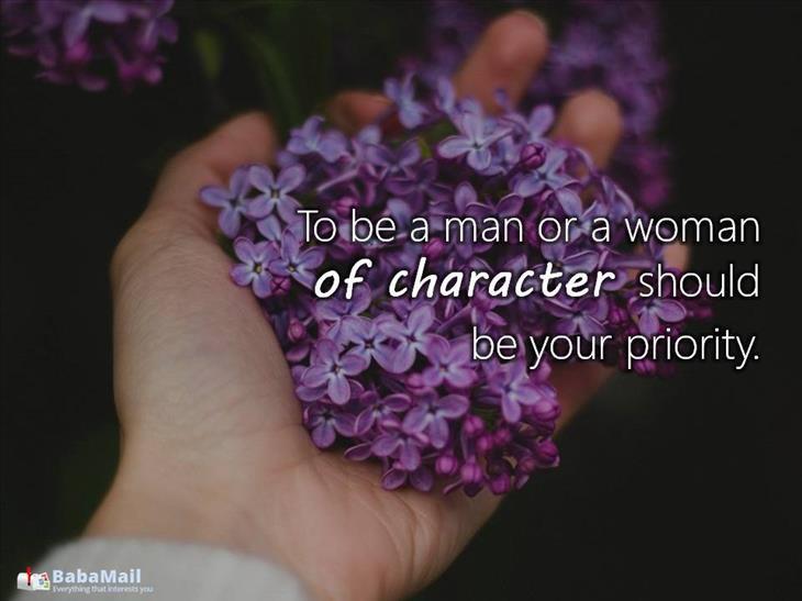 human character