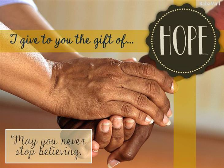 special gift of hope