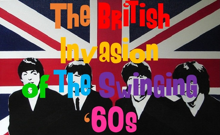 Beatles Brit Invasion