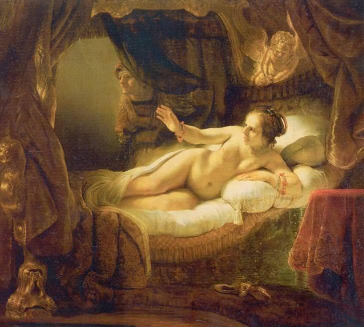 paintings, secrets