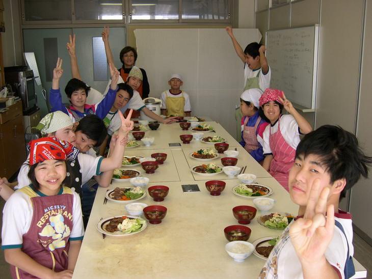 school, japan