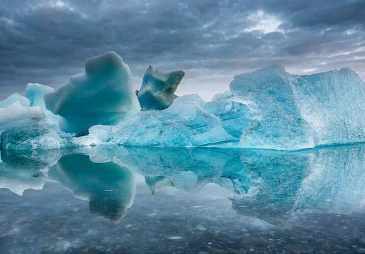 icebergs, old