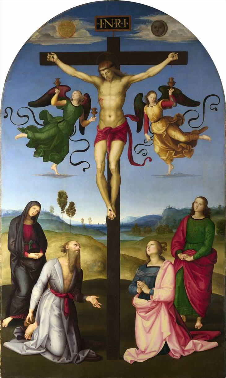 Raphael, paintings, art