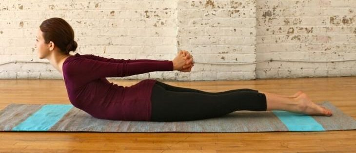 yoga poses for spinal strength