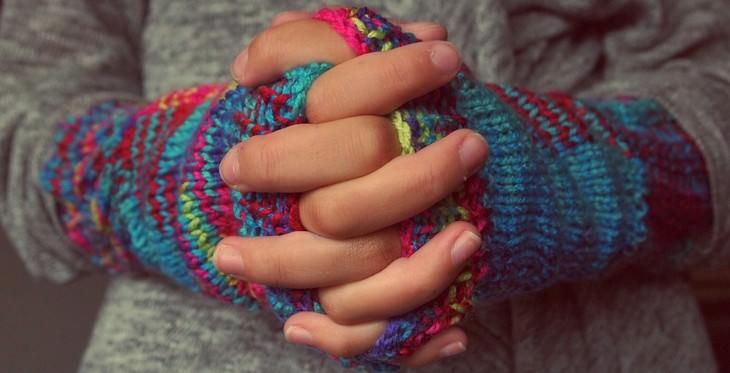 knitting, health