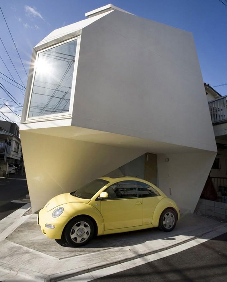 architecture, house building, construction, Japan