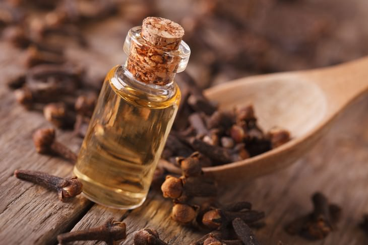 toothache, natural remedy, clove oil
