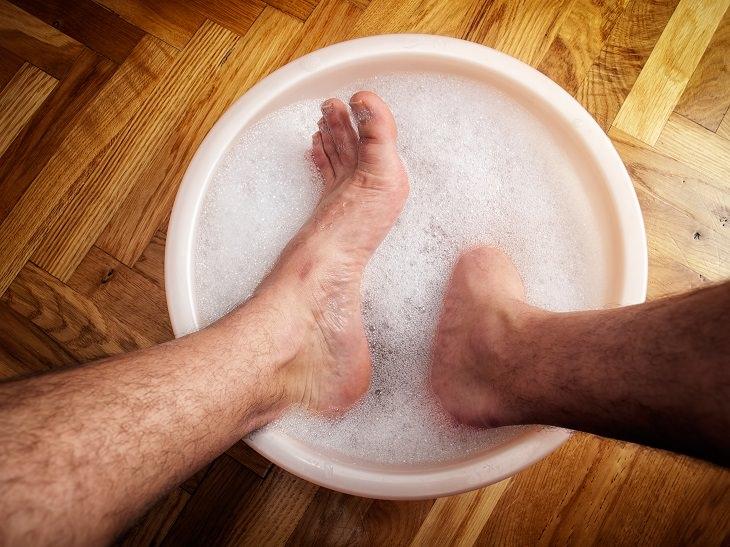 Feet - Healthy