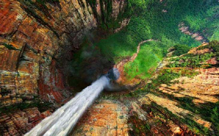 Tallest - Waterfall - Virtual - Tour