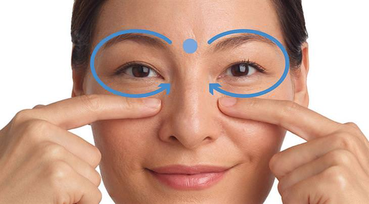 pressure points for vision