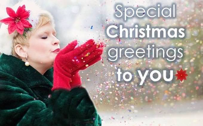 Special Christmas Greetings to You!