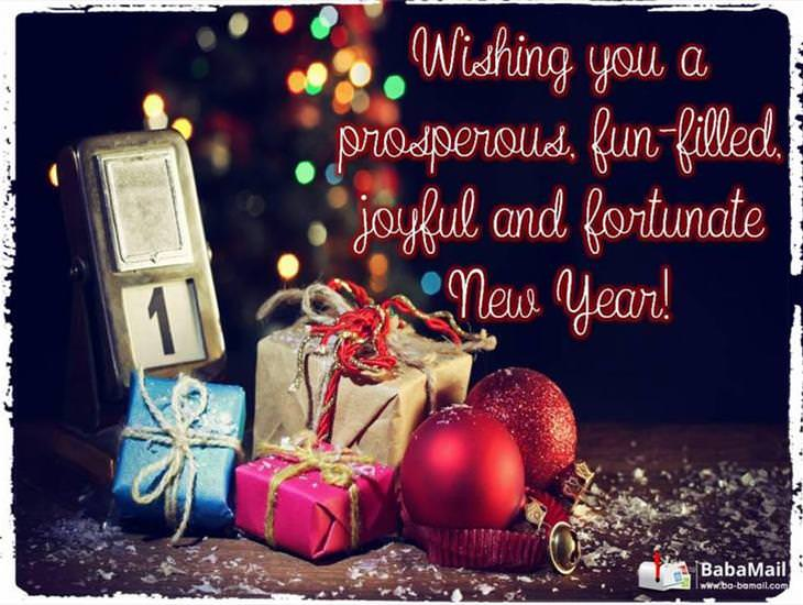 Have Yourself a Prosperous New Year!