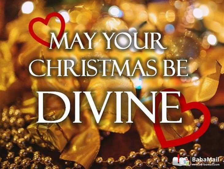 Have Yourself a Divine Christmas!