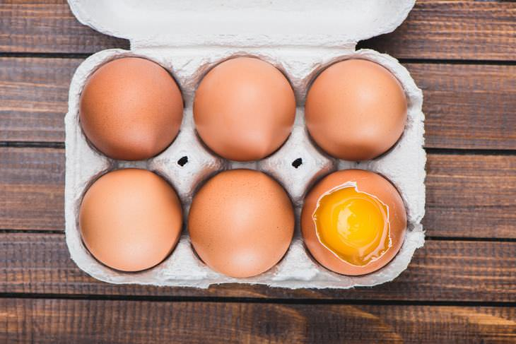 where to store your eggs