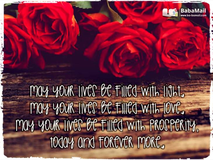 May Love Follow You Forever