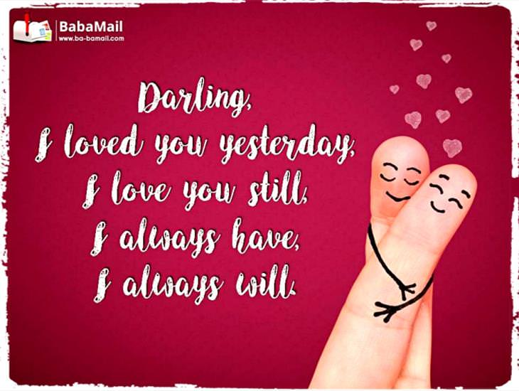 I Will Always Love You, No Matter What!