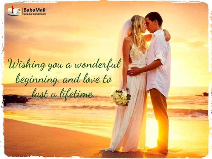 Wishing You a Wonderful Wedding