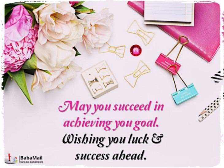 Wishing You Success in Your New Job