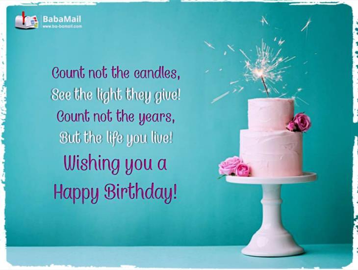 Have a Sensational Birthday
