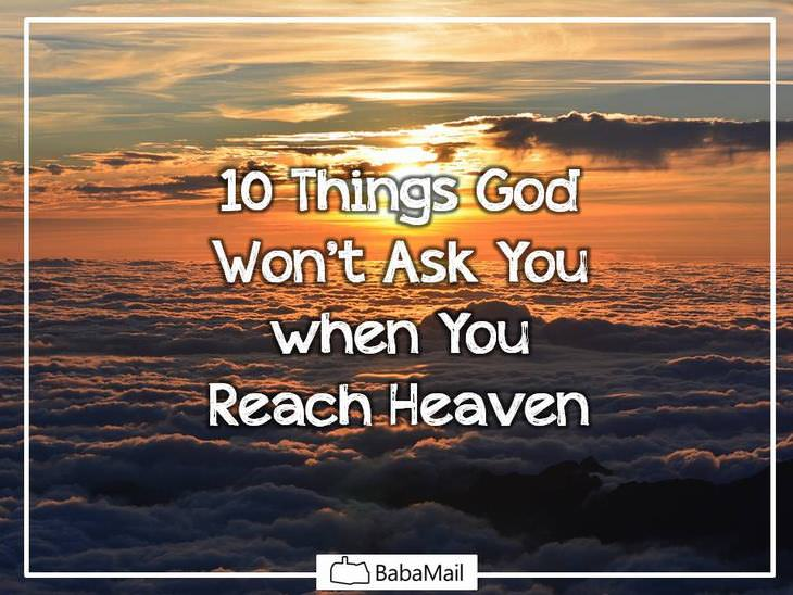 questions by god